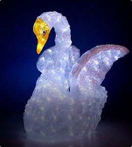 Акриловые фигуры светодиодные 3D, объемные световые скульптуры